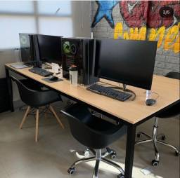 Móveis para escritório industrial fino - ambientes planejados