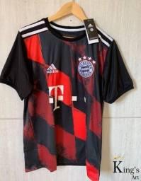 Título do anúncio: Camiseta - Bayern Munchen