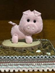 Chaveiro porquinho