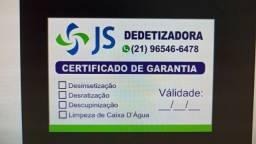 Dedetização - apartir de 50,00 reais