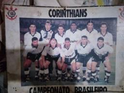 Quadro do Corinthians