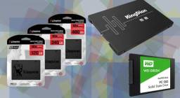 Hd SSD Sata 120gb   Novo + Garantia