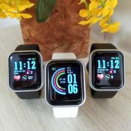 Smartwatch (Relógio Inteligente) D20 Versão 2021