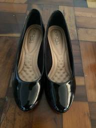 Sapato de verniz Beira Rio