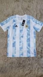 Título do anúncio: Camisa da Argentina - Edição Especial *-*