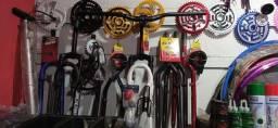 Bicicletas peças e acessórios