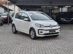 VW Up Movie 1.0 2018 automático, 17.000km, único dono!