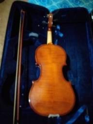 Título do anúncio: Violino 4/4 semi novo