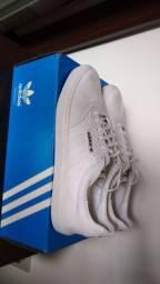 Tênis Adidas 3mc Vulc Branco novo na caixa