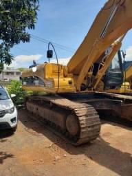 Escavadeira Hidráulica Caterpillar 330CLM E (EH155) - Terceiros