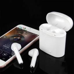 Fone Sem Fio I7 Mini Bluetooth Caise