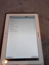Tablet da Samsung de dez polegada compreto