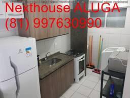 Alugo Apartamento Mobiliado de 2 Quartos próximo ao metro e Shopping Recife