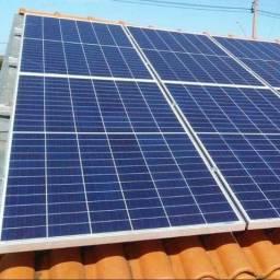 ESTAÇÃO DE ENERGIA SOLAR FOTOVOLTAICA