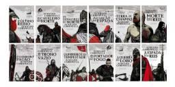 Coletânea Crônicas Saxônicas - Bernard Cornwell (12 livros)