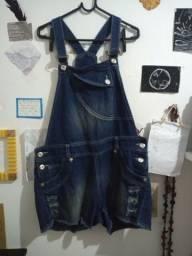 Título do anúncio: Macacão jeans