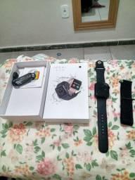 Vendo smartwatch iwo 12 lite com nota fiscal e 30 dias de garantia