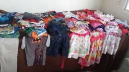 Repasso 720peças de roupas e acessorios para brecho