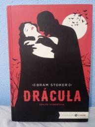 Livro Drácula (edição Comentada - Capa Dura)