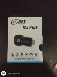 AnyCast Espelhamento Celular P/ TV