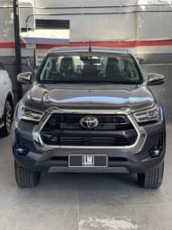 Título do anúncio: Toyota Hilux Srx 2021 0 Km