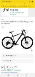 Bicicleta aro 29 da southbike legend 2374