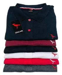 Camisa Polo, original algodão.