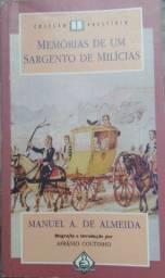 Livro Memórias de um sargento de milícias (Osasco/SP)
