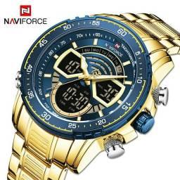 Relógio Masculino Naviforce 9189 Original ..