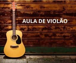 Aulas de violão p/ iniciantes