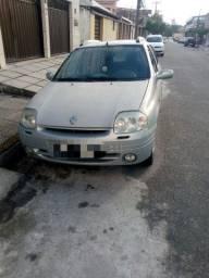 Renault Clio modelo rt ano 2000 1.0  8v