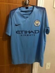 Camisa Manchester city 2018
