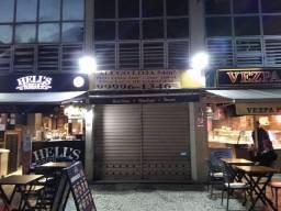 Título do anúncio: BOTAFOGO - excelente loja - COM USO DE CALÇADA PARA MESAS