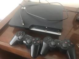 PlayStation 3 + TV Samsung 37 polegadas