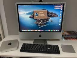 IMac 2008 24 polegadas - Mac OSX Catalina