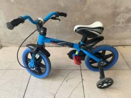 Título do anúncio: Bicicleta infantil nathor