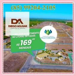 Título do anúncio: Lotes Complexo Urbano Villa Cascavel  *&¨%$#