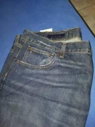 Calça Jeans - Tommy Hilfiger Calvin Klein Levi s 9dcdc52132f