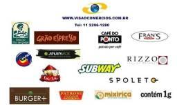 Repasse-Franquia-Fast Food-Shopping-Tel 11 2296-1280 Visão Comércios