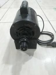 Motor 1/2cv com mandril