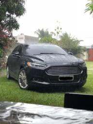 Ford fusion 2.0 titanium awd 16v gasolina 4p automático - 2015