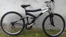 Bicicleta quadro em aluminio