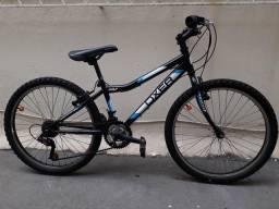 Bicicleta Oxer Raptor aro 24