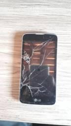 Vendo celular LG - K4 (LEIA A DESCRIÇÃO)