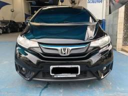 Honda fit exl versão top de linha - 2015