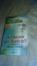 Livro Darwin - A origem das espécies