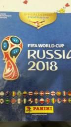 Figurinhas da Copa 2018 - Panini