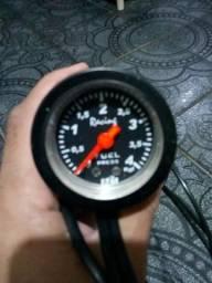 Relógio de pressão de combustível