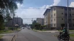Apartamento à venda com 2 dormitórios em Sítio cercado, Curitiba cod:EB+3046