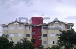 Apartamento para alugar com 1 dormitórios em Jardim lutfalla, São carlos cod:7038